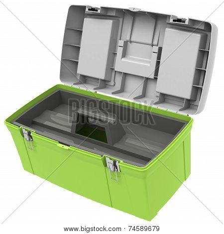 the empty toolbox