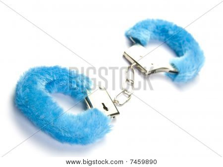 Algemas fofas azuis