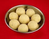 stock photo of laddu  - Indian laddoo  - JPG