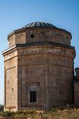 image of sufi  - Historic Tomb called Uryan Baba at Seyitgazi Turkey from Ottoman Era - JPG