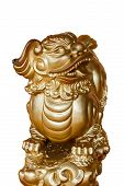 ������, ������: Dragon Dog Sculpture