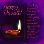 image of diya  - Diwali - JPG