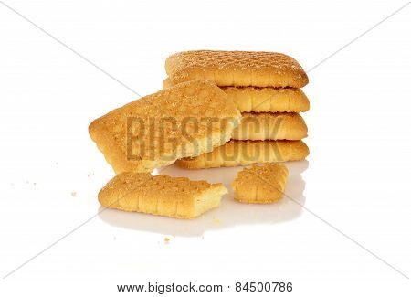 Stack Of Biscuits 6