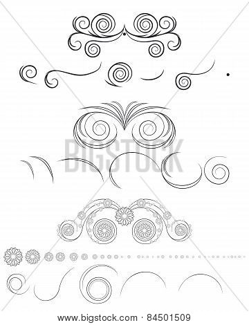 Components Floral Pattern