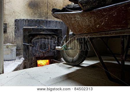 Holm Oak Oven
