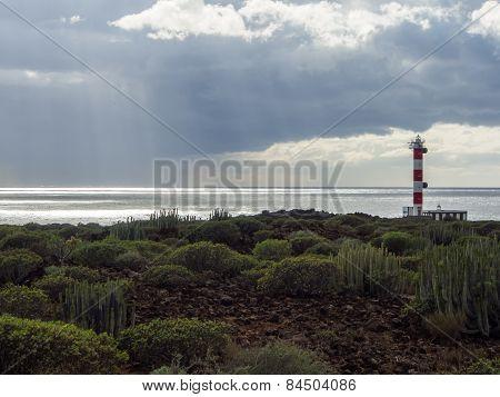 Lighthouse Punta Rasca
