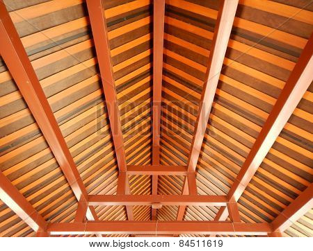Under the roof
