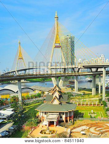 Bangkok Ring Road Bridge