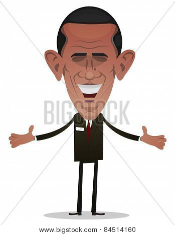 President Obama Character