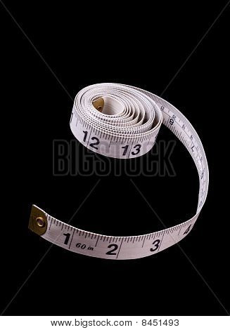 Tape Measure Wound Up