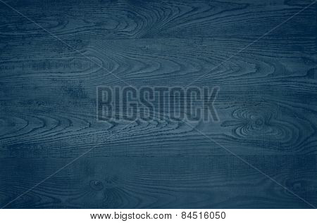 Dark Blue Background Tree Textured