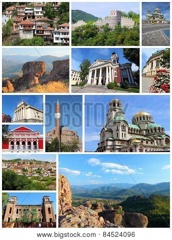 Bulgaria Places