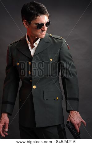 military captain