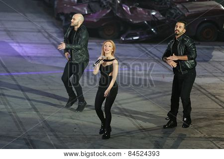 Ece Seckin Concert