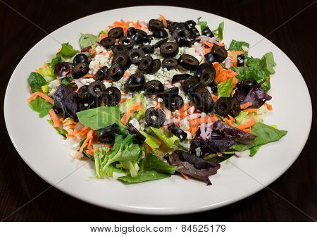 Gorgonzola Cheese Salad