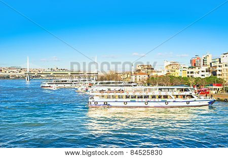 The View With A Ferry