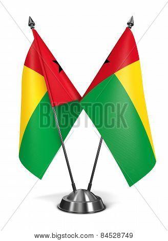 Guinea-Bissau - Miniature Flags.