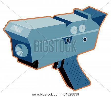 Speed-camera-gun-fron-right