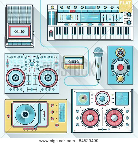 Music Gadgets & Instruments