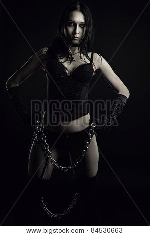 Mistress With Chains