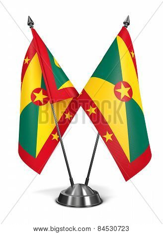 Grenada - Miniature Flags.