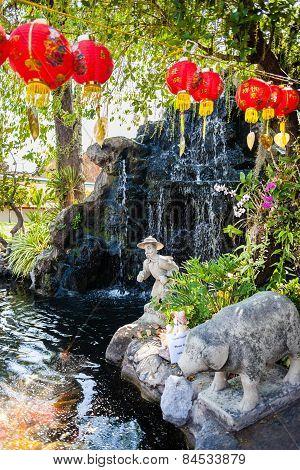 Wat Pho Garden