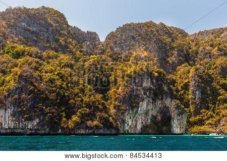 Thailand Tropical Island