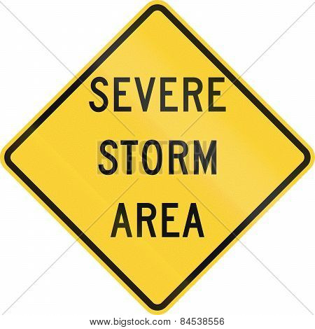 Severe Storm Area