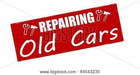 Repairing Old Cars