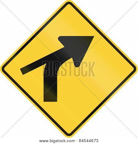 Curve Out Intersection