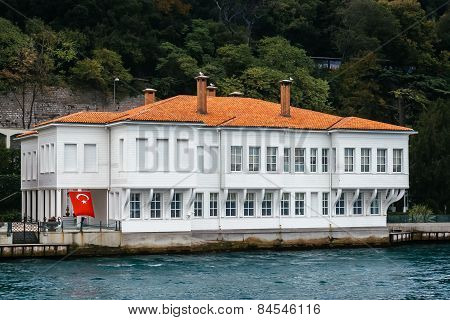 Old Building In Istanbul