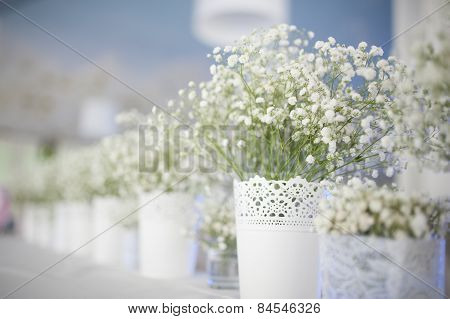 wedding decor flowers