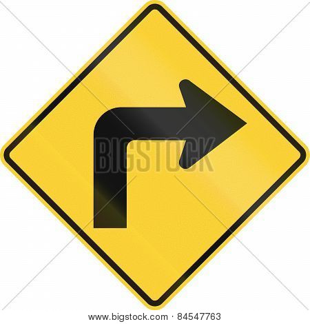 Right Curve Ahead