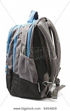 Backpack Isolated