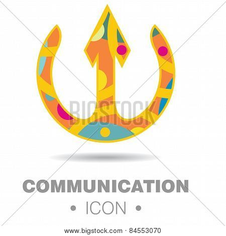 Abstract Communication Concept