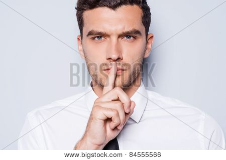 Keep Silence!