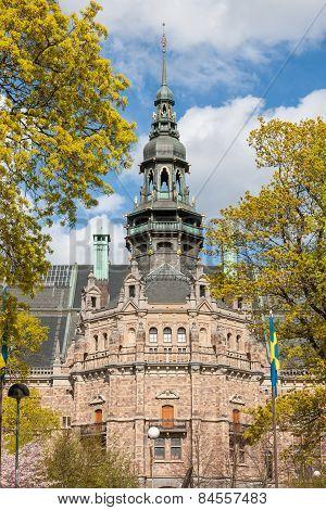 Gamla stan, Stockholm. Sweden