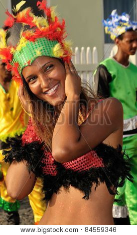 All Carnival Smiles