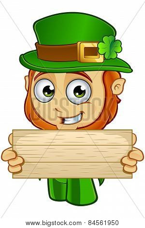 Little Leprechaun Character