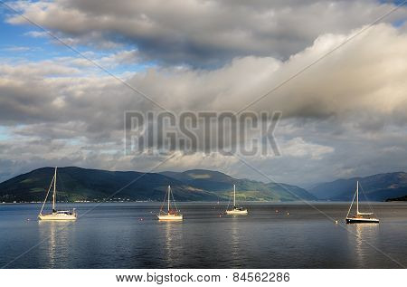 River Clyde at Gourock
