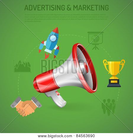 Business Advertising & Marketing Poster