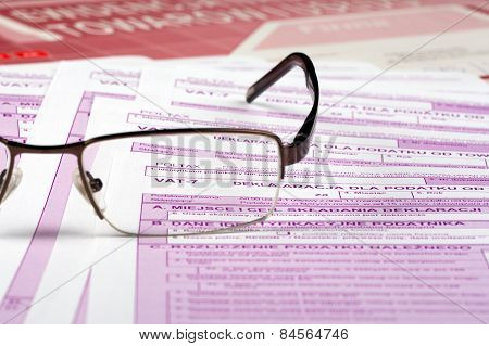 Vat tax - documents Polish
