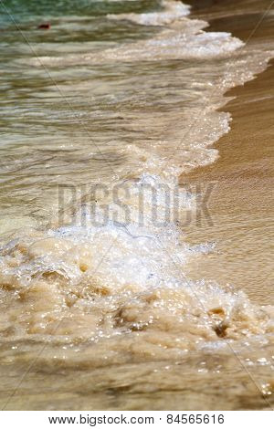 Abstract   Thailand Kho Tao Bay Coastline     South China Sea