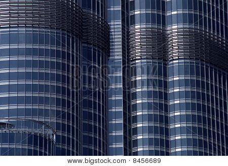 Burj Khalifa Balconies