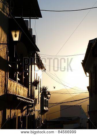 Dawn in Alora Street