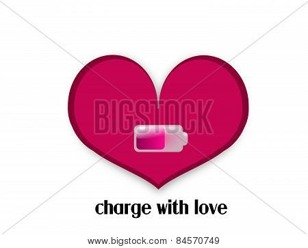 Charge With Love