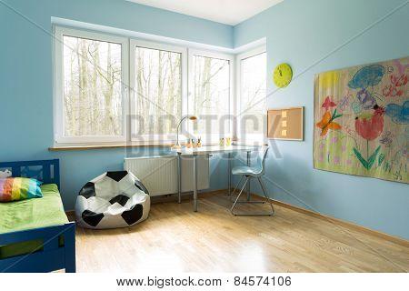 Fashionable Kid's Room