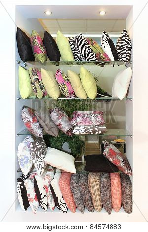 Pillows Shelf