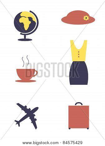 Woman objects