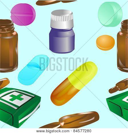 Medical Equipment Pattern